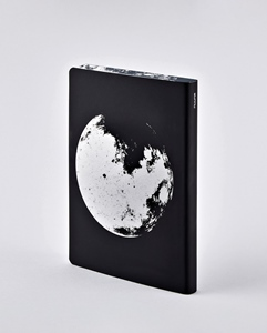 Notizbuch Graphic L Moon