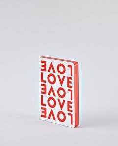 Notizbuch Graphic S Love