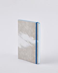 Notizbuch cloud blue