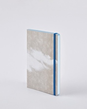 Notizbuch cloud blue