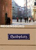 Postkarte Regensburg